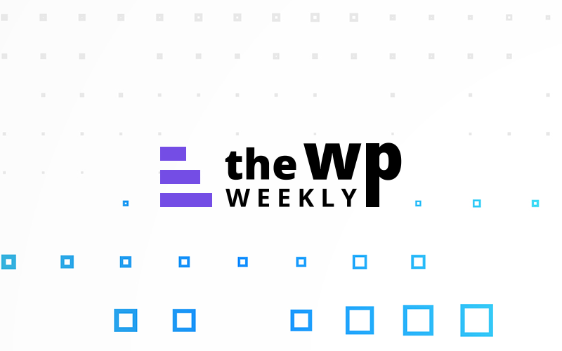 The WordPress Weekly Image
